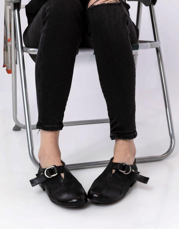 נעלי נשים - A.S. 98 - נעליים שטוחות MERI - שחור