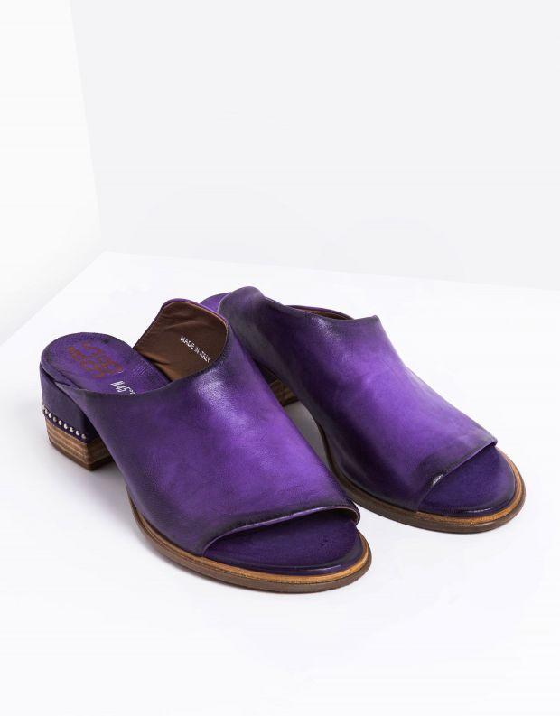 נעלי נשים - A.S. 98 - כפכפי עקב MORAINE - סגול