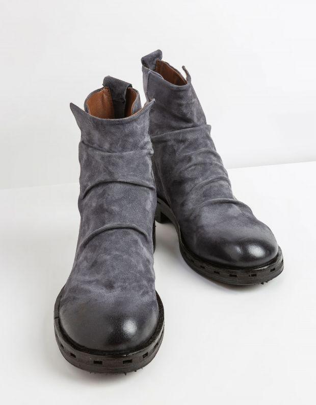 נעלי גברים - A.S. 98 - מגפונים עם קיפולים IRA - אפור