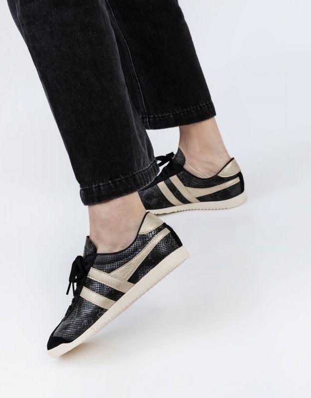 נעלי נשים - Gola - סניקרס BULLET LIZARD - שחור