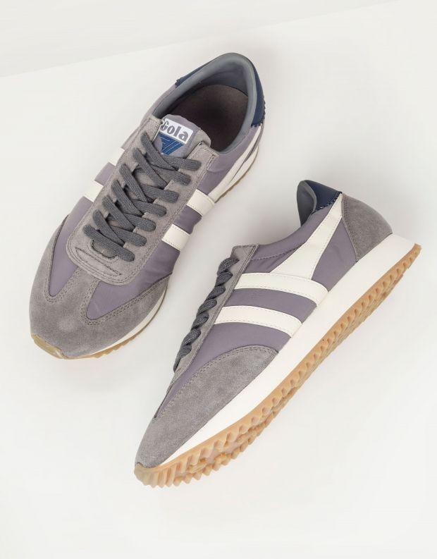 נעלי גברים - Gola - סניקרס BOSTON 78 b - אפור