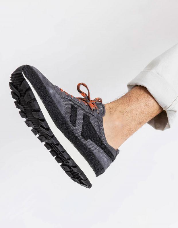 נעלי גברים - Gola - סניקרס ALPINE LOW - אפור