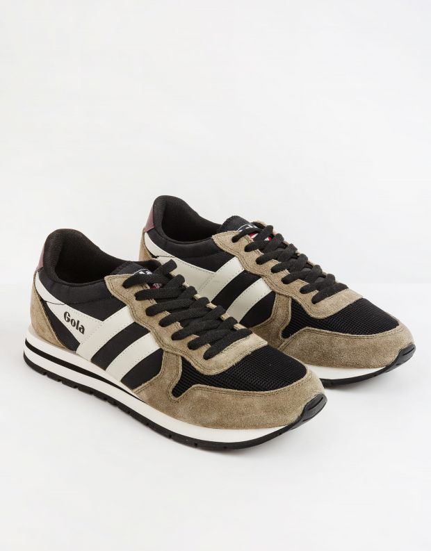 נעלי גברים - Gola - סניקרס DAYTONA - חאקי   שחור