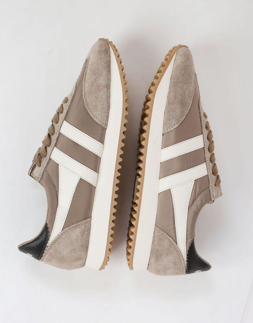 נעלי גברים - Gola - סניקרס BOSTON 78 b - חאקי