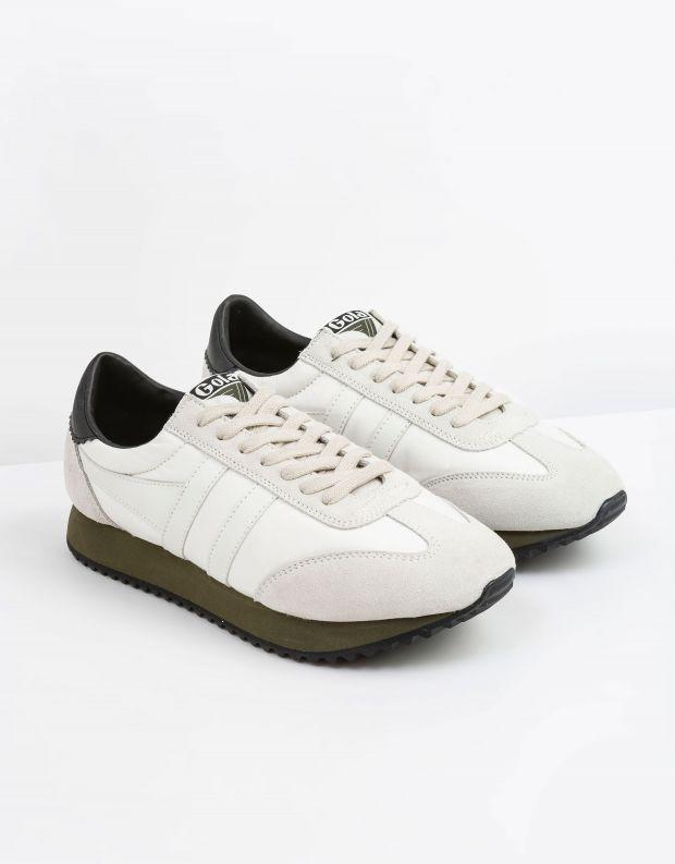 נעלי גברים - Gola - סניקרס BOSTON 78 בהיר - לבן   שחור