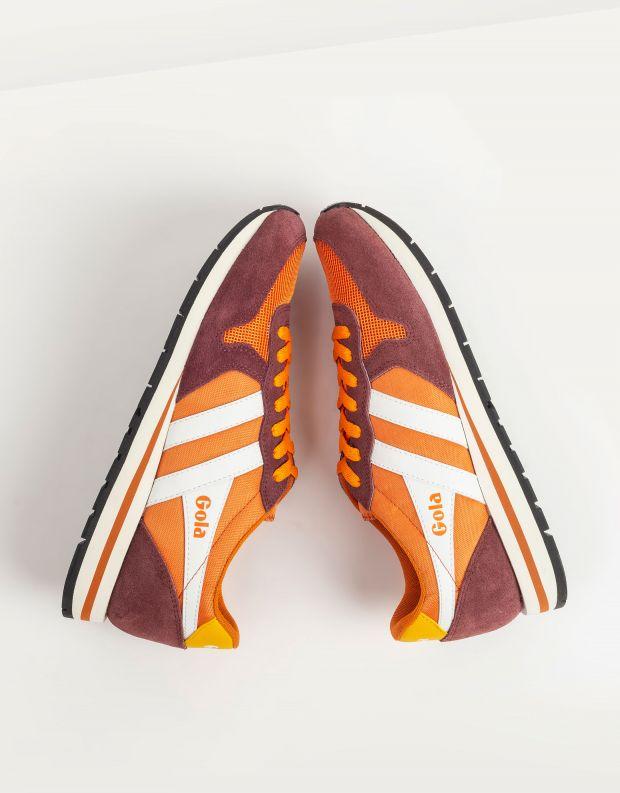 נעלי גברים - Gola - סניקרס DAYTONA - כתום