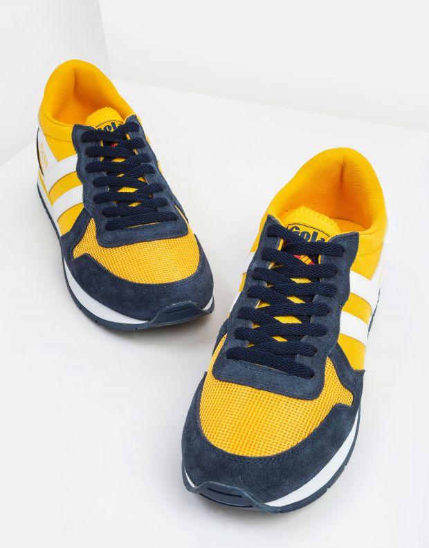 נעלי גברים - Gola - סניקרס DAYTONA - צהוב   כחול