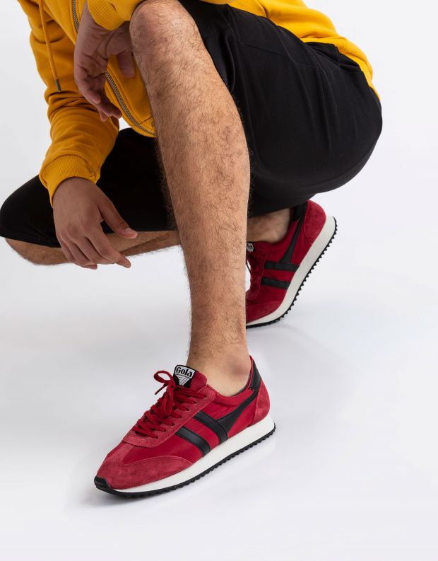 נעלי גברים - Gola - סניקרס BOSTON 78 - אדום