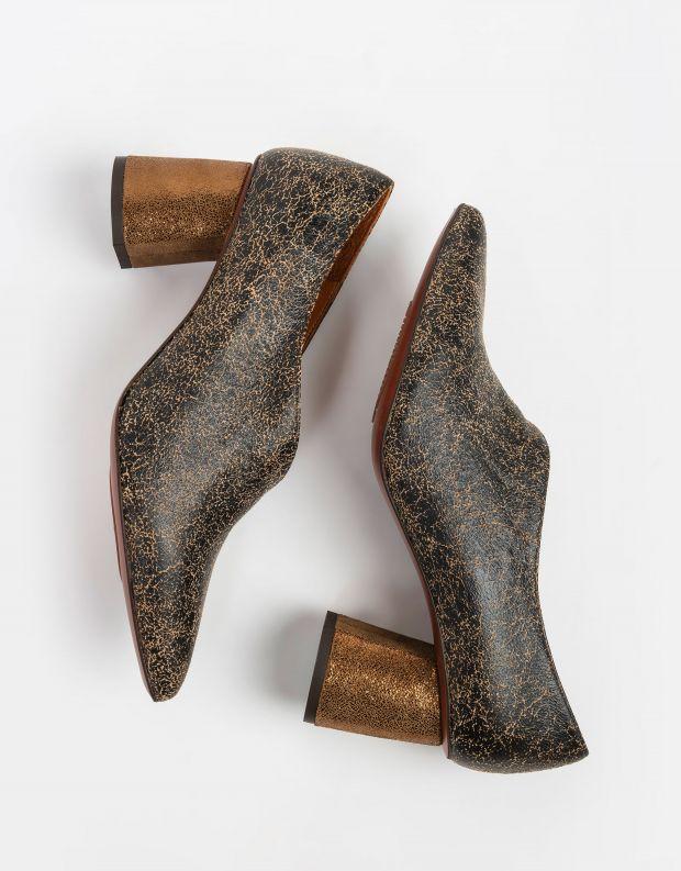 נעלי נשים - Chie Mihara - נעלי עקב LOA - חום