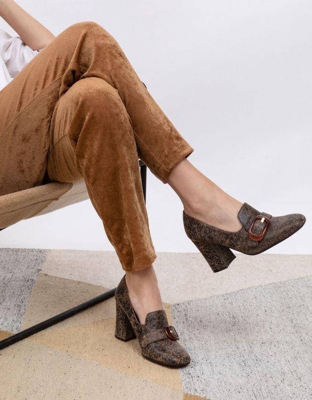 נעלי נשים - Chie Mihara - נעלי עקב RAIDIS - חום