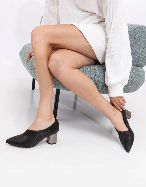 נעלי נשים - Chie Mihara - נעלי עקב LOA - שחור