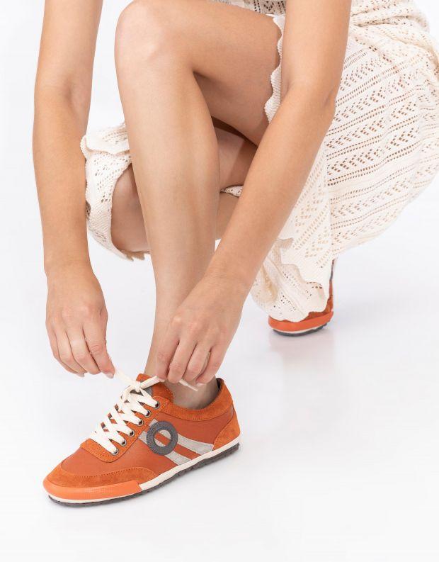 נעלי נשים - Aro - סניקרס IDO - כתום