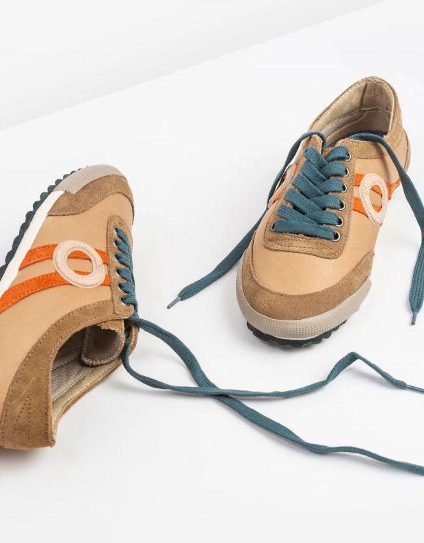 נעלי נשים - Aro - סניקרס IDO - בז'