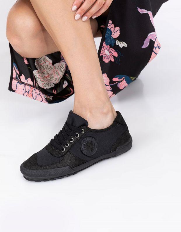 נעלי נשים - Aro - סניקרס SET VEGAN - שחור