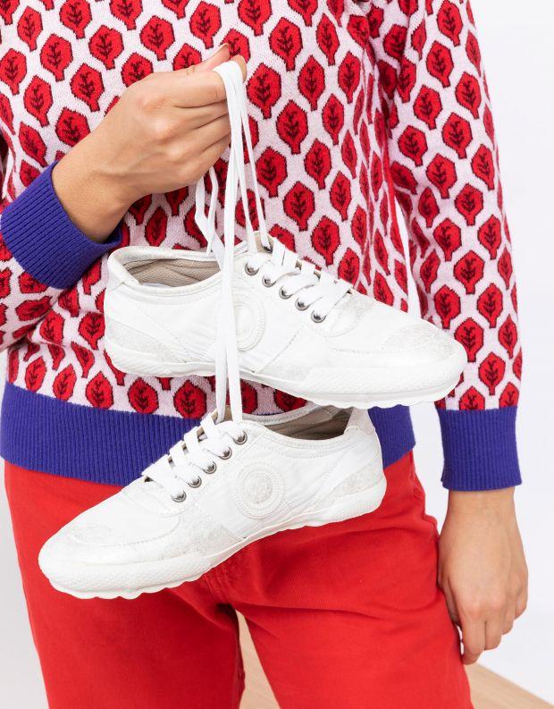 נעלי נשים - Aro - סניקרס SET VEGAN - לבן
