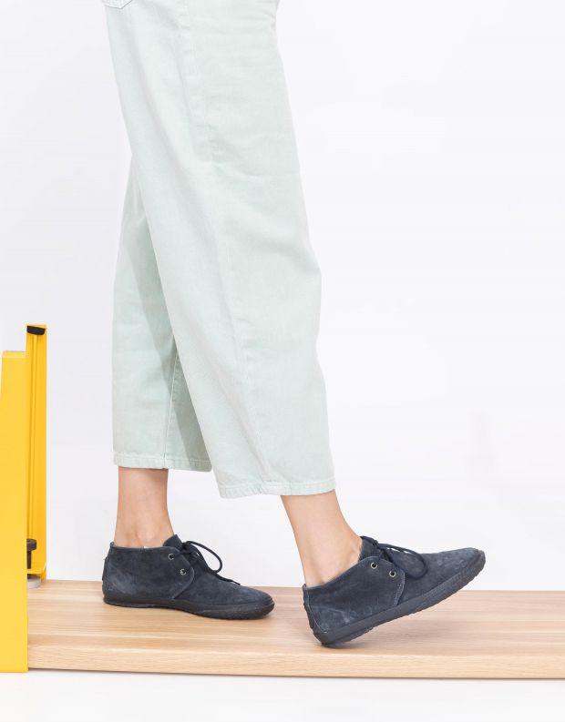 נעלי נשים - Aro - נעל WILLY B - כחול כהה