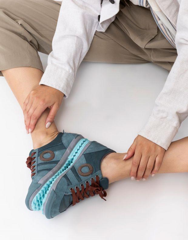 נעלי נשים - Aro - סניקרס IDO B - כחול