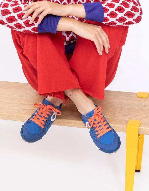 נעלי נשים - Aro - סניקרס IDO B VEGAN - כחול