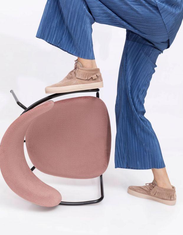 נעלי נשים - Aro - נעליים עם פרנזים NOELLE - ניוד