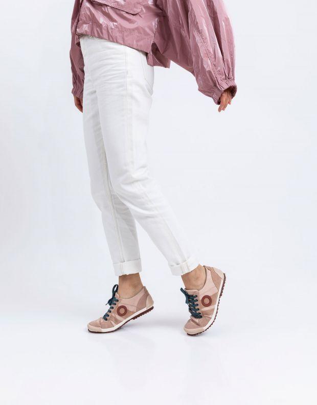 נעלי נשים - Aro - סניקרס IDO B - ורוד בהיר