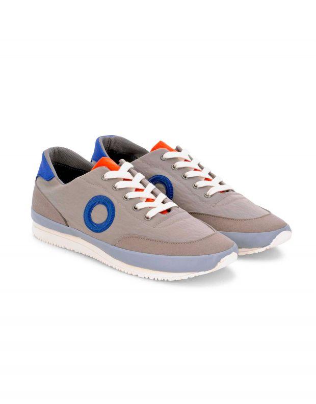 נעלי נשים - Aro - סניקרס JAQ C VEGAN - אפור בהיר