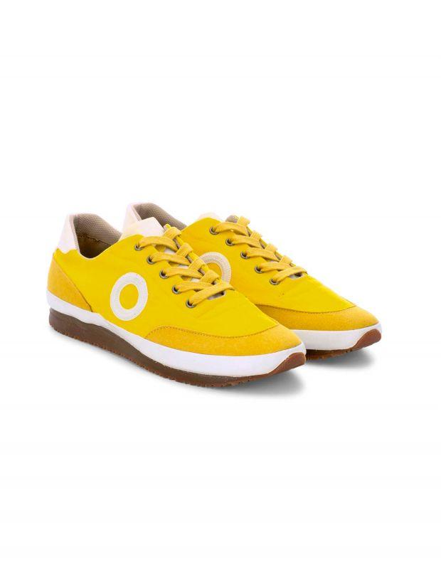 נעלי נשים - Aro - סניקרס JAQ C VEGAN - צהוב