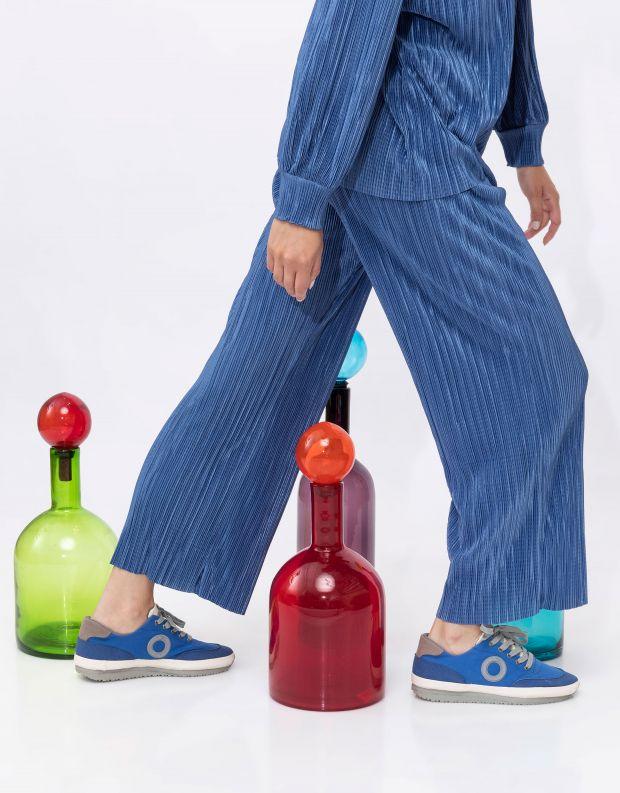 נעלי נשים - Aro - סניקרס JAQ C VEGAN - כחול