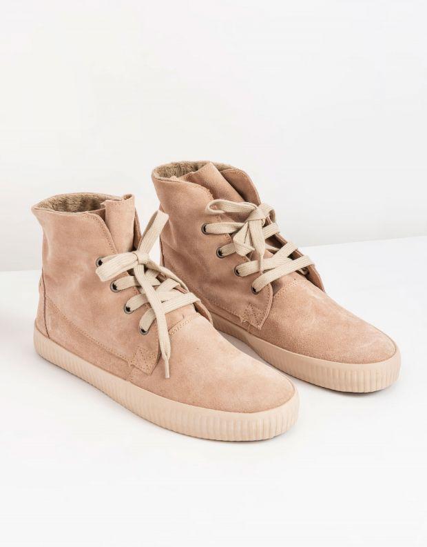 נעלי נשים - Aro - מגפונים עם שרוכים NOELLE - ניוד