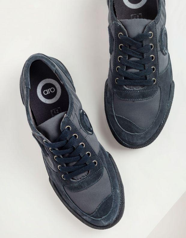 נעלי גברים - Aro - סניקרס SET - אפור