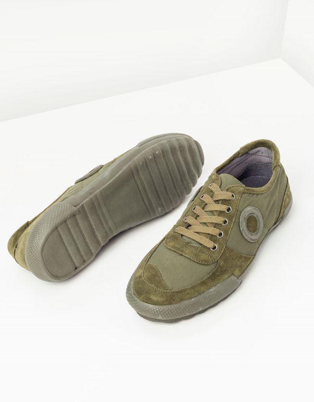 נעלי גברים - Aro - סניקרס SET - ירוק