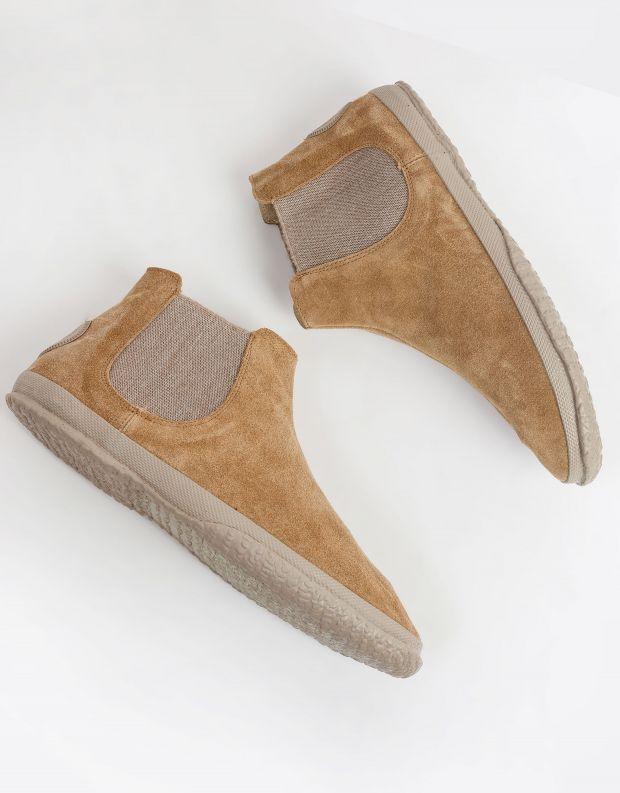 נעלי גברים - Aro - מגפוני צ'לסי WILLY - בז'