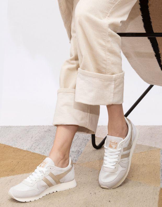 נעלי נשים - Gola - סניקרס DAYTONA LIZARD - אופוויט