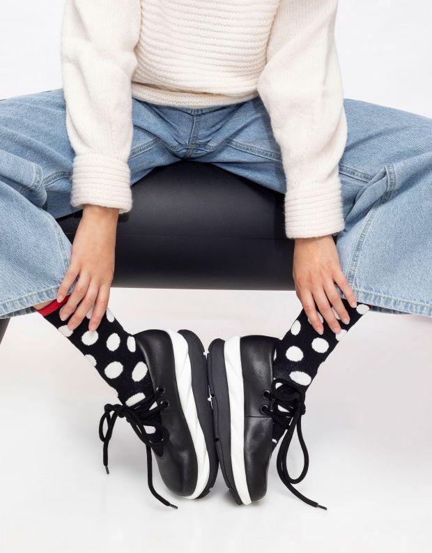 נעלי נשים - 4CCCCEES - נעלי בובה MELLOW PUMP - שחור