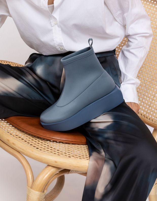 נעלי נשים - United Nude - מגפוני לייקרה WA - כחול