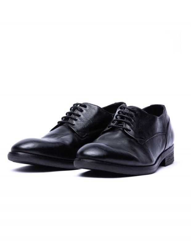 נעלי גברים - Hudson - נעלי דרבי DORSAY - שחור