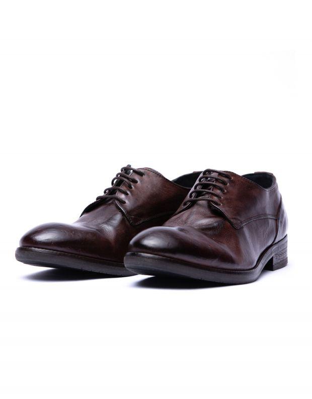 נעלי גברים - Hudson - נעלי דרבי DORSAY - חום