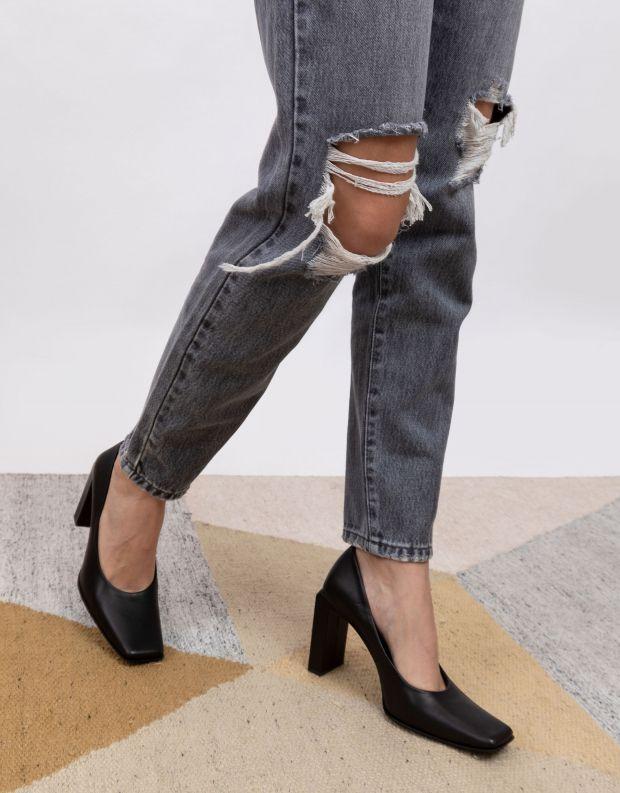 נעלי נשים - Jeffrey Campbell - נעלי עקב EQUINOX - שחור