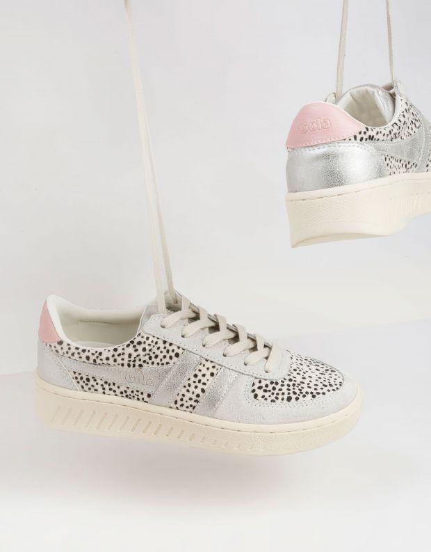 נעלי נשים - Gola - סניקרס GRANDSLAM MAMBA - כסף