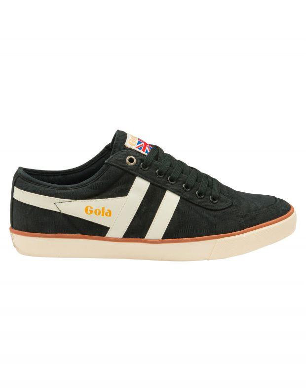 נעלי גברים - Gola - סניקרס COMET - שחור לבן