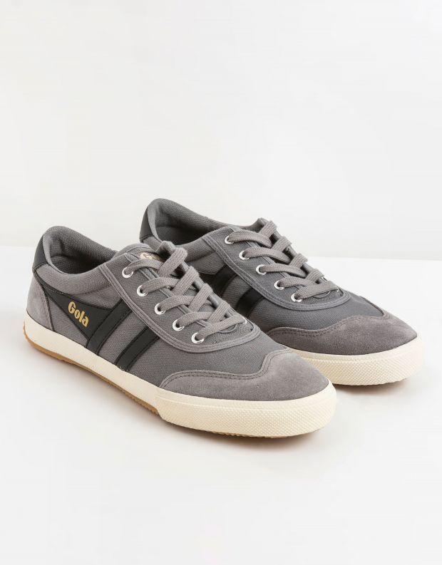 נעלי גברים - Gola - סניקרס BADMINTON B - אפור