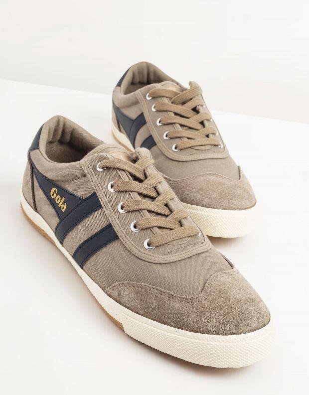 נעלי גברים - Gola - סניקרס BADMINTON B - חאקי