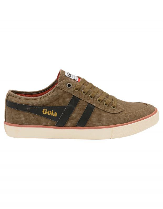 נעלי גברים - Gola - סניקרס COMET - חאקי   שחור