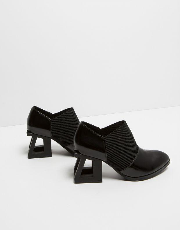 נעלי נשים - Jeffrey Campbell - נעלי עקב GUDMUND - שחור