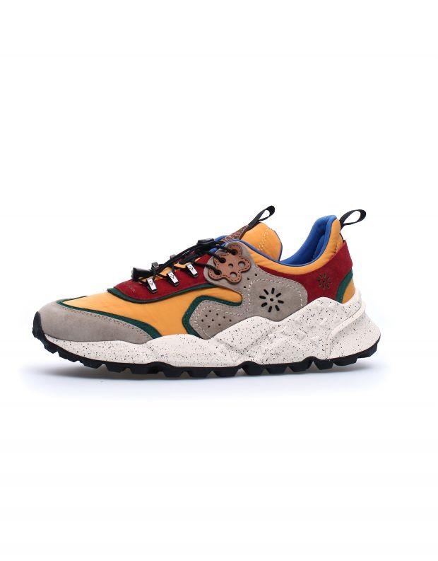 נעלי גברים - Flower Mountain - סניקרס KOTETSU HOOKS - כתום