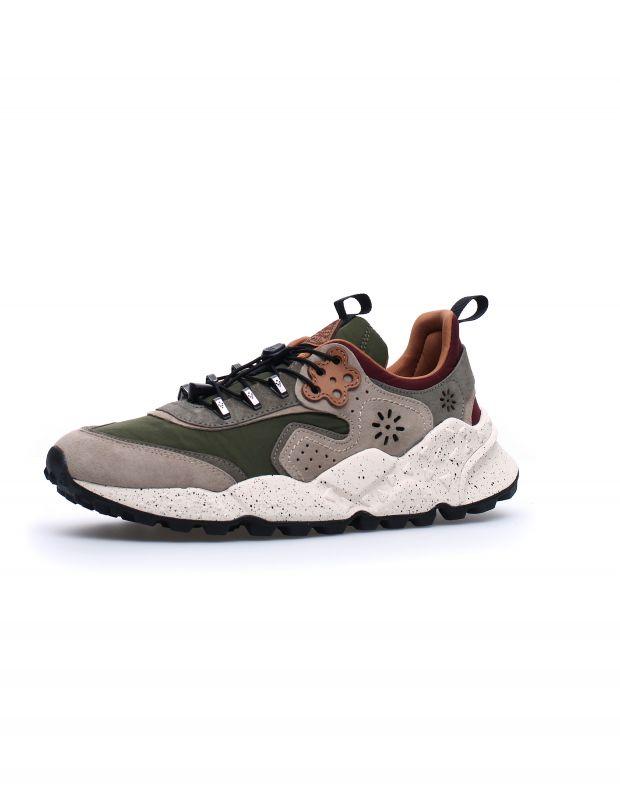 נעלי גברים - Flower Mountain - סניקרס KOTETSU HOOKS - ירוק