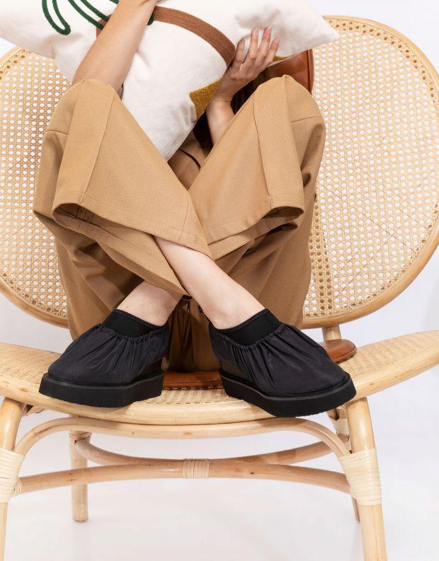 נעלי נשים - United Nude - נעליים COVER CASUAL - שחור