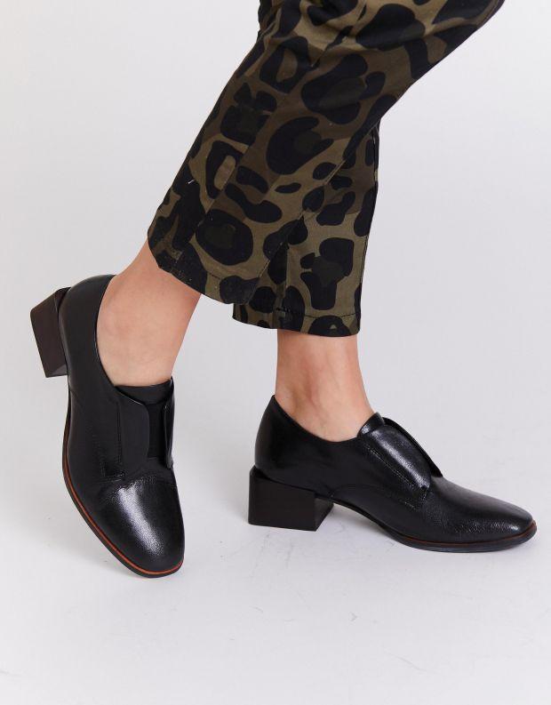 נעלי נשים - Yuko Imanishi - נעליים סגורות TSUBASA - שחור