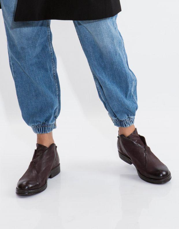 נעלי נשים - A.S. 98 - נעלי עור VERTI - חציל