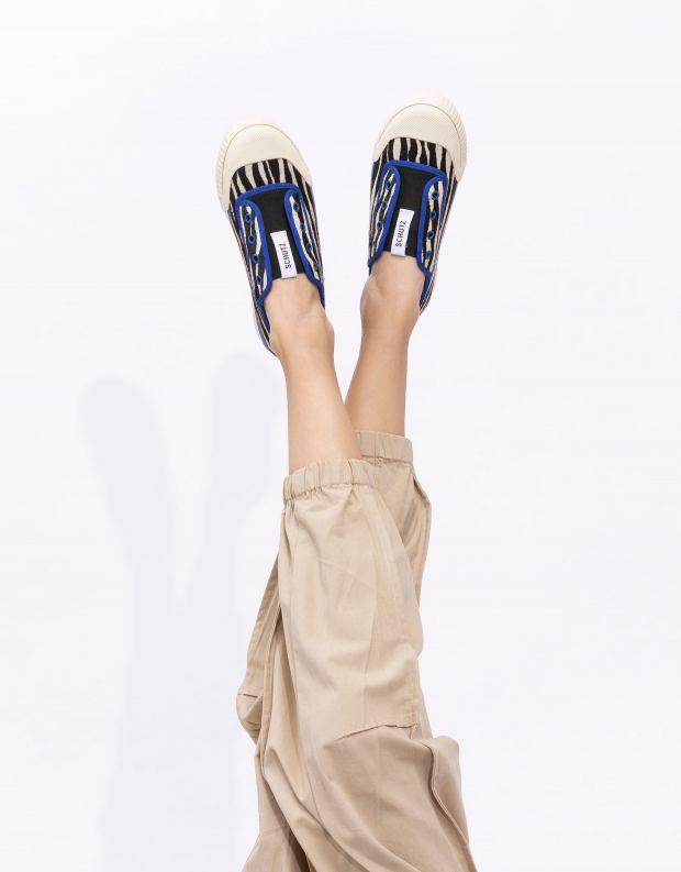 נעלי נשים - Schutz - סניקרס STARLA - זברה