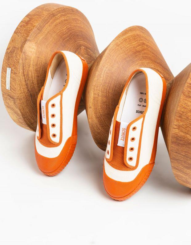 נעלי נשים - Schutz - סניקרס MASSEY - כתום